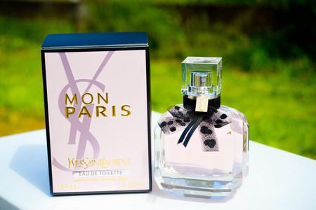 La versión más ligera de Mon Paris de YSL pasa por nuestro olfato