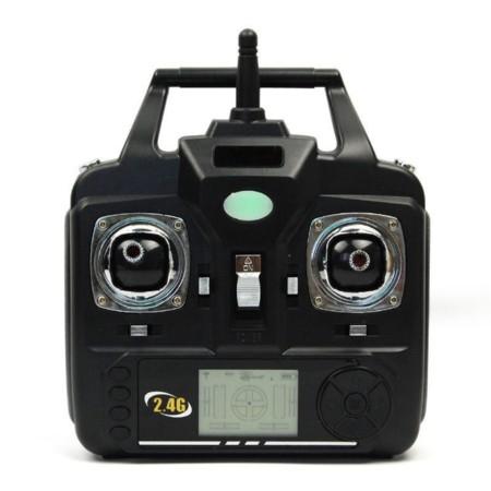 Mando habitual en en manejo de drones básicos