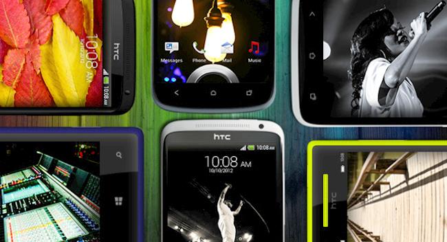 HTC 2013