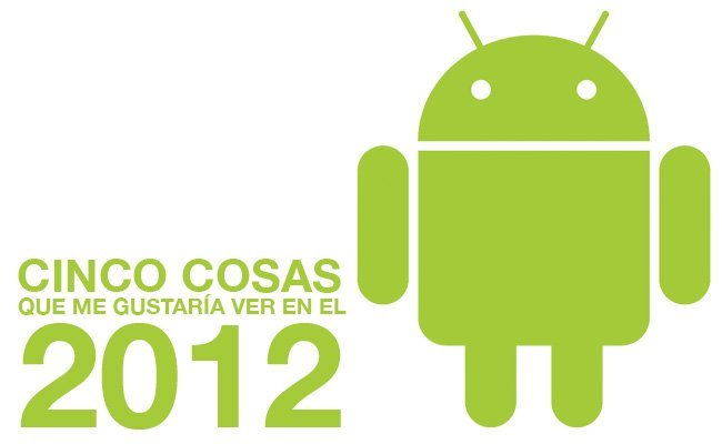 Android 2012