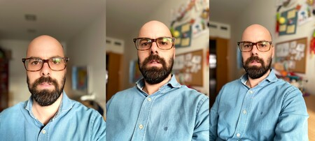 Modo Retrato Personas