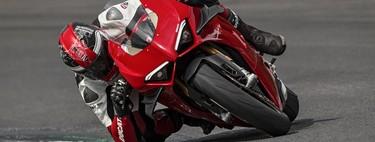¡Alerones para todas! La Ducati Panigale V4 estrena nueva aerodinámica y un comportamiento menos exigente