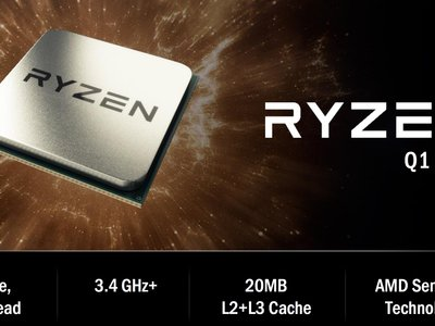 AMD Ryzen: nuevos detalles del potente procesador para PCs de alto rendimiento y gaming