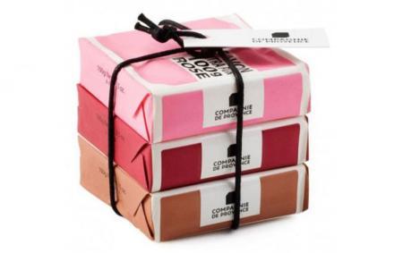 Pequeños regalos adorables para estas Navidades: el set de jabones de la Compagnie de Provence