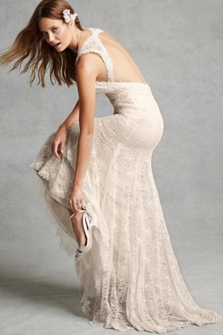 Monique Lhuillier y sus vestidos de novia \
