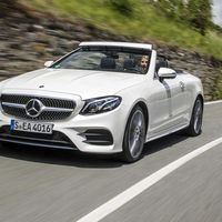 El Mercedes-Benz Clase E Cabrio ya tiene precio para España: desde 60.425 euros