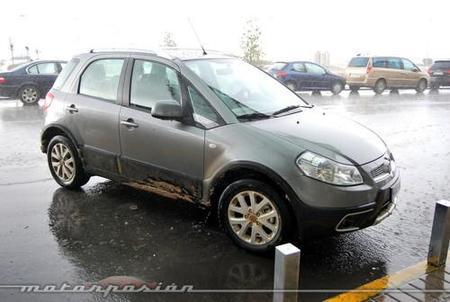 Fiat Sedici 4x4