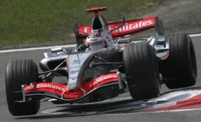 McLaren prepara nueva suspensión delantera