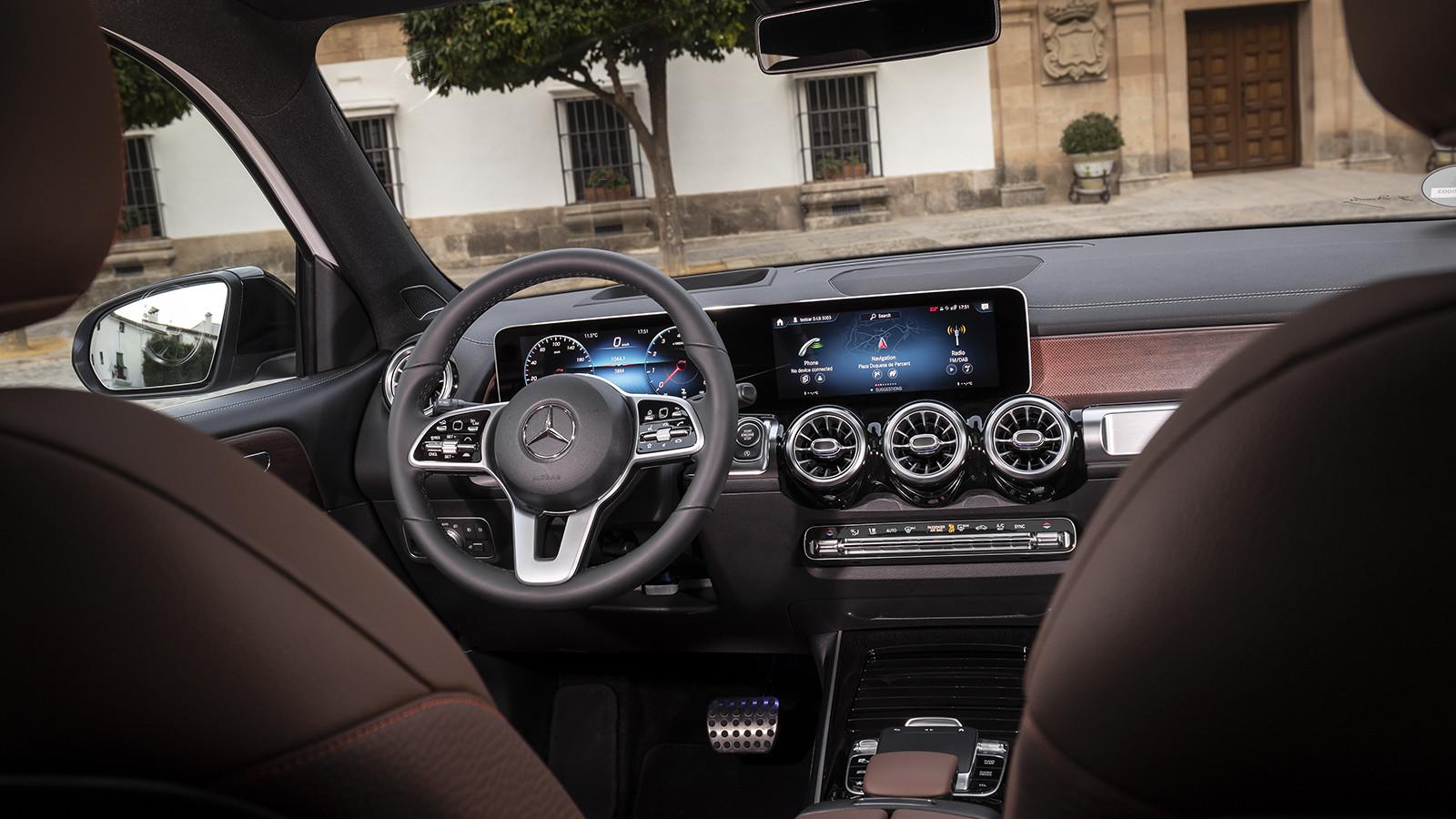 Foto de Mercedes-Benz GLB 250 4MATIC (lanzamiento) (26/39)