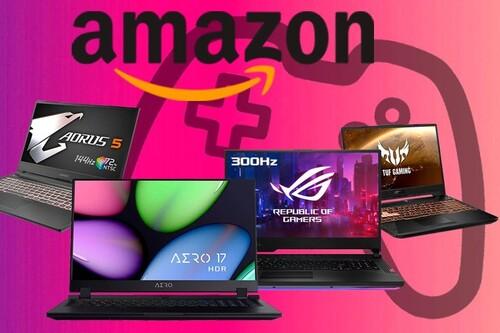Estos 22 potentes portátiles gaming ASUS y Gigabyte están superrebajados esta semana en Amazon
