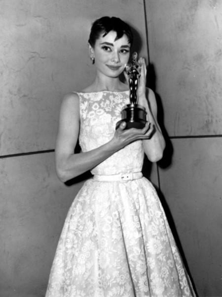 oscar Audrey Hepburn 1954