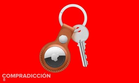 No vuelvas a perder las llaves de casa: MediaMarkt tiene el AirTag de Apple por sólo 29 euros
