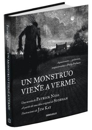 'Un monstruo viene a verme', de Patrick Ness
