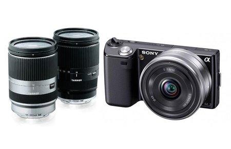 Tamron apuesta por las Sony NEX con el nuevo 18-200mm f3,5-6,3 Di VC III