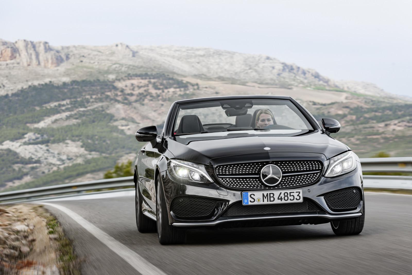 Foto de Mercedes-Benz Clase C y C 43 AMG Cabrio (24/28)