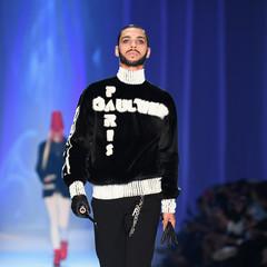 Foto 9 de 15 de la galería jean-paul-gaultier-fall-winter-2018-paris-haute en Trendencias Hombre