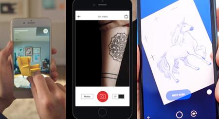 Nueve formas y 20 apps en las que la realidad aumentada te puede ser de ayuda