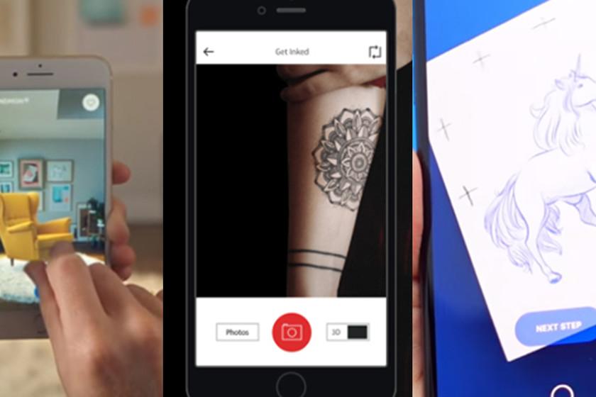 Nueve formas y 20 apps en las que la realidad aumentada te puede ser ...