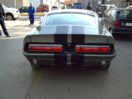 Shelby Mustang GT500 Eleanor en España