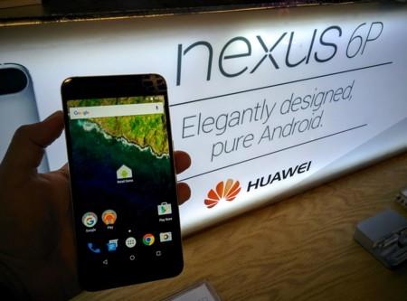 Nexus 6P, primeras impresiones