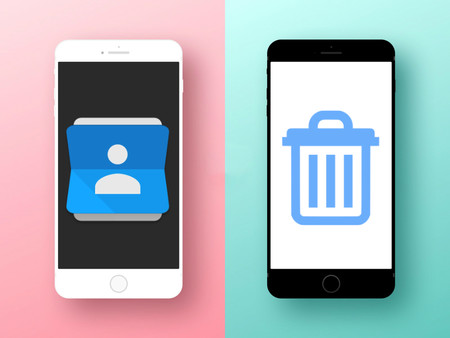 Cómo recuperar contactos borrados en el móvil Android y iPhone