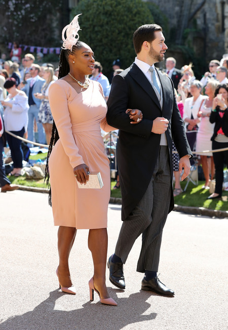Serena Williams Y Alexis Ohanian