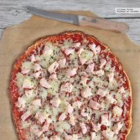 Cómo hacer pizza con base de coliflor. La receta sin harina que más triunfa
