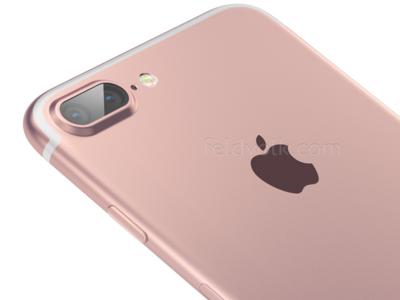 Nuevas imágenes filtradas del iPhone 7 Plus confirmarían la llegada de una cámara dual y un Smart Connector