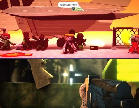 'Street Fighter', 'Zone of the Enders' y un FPS. Ésto es lo que puede dar de si 'LittleBigPlanet 2'