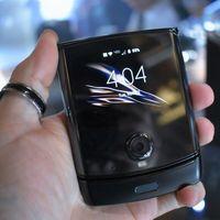El Motorola razr con pantalla flexible retrasa su salida al mercado debido a la gran demanda, según Motorola