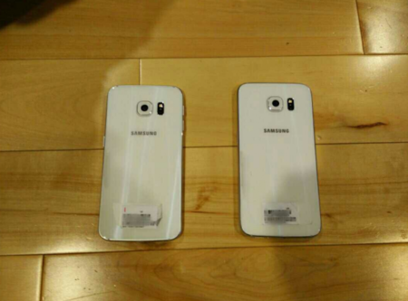 Samsung Galaxy S6yedge Filtrados Back