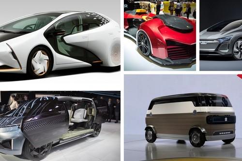 Los prototipos más locos o lejanos a la realidad que vimos este año