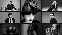 14 Actors: videorretratos fotográficos del New York Times