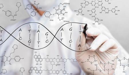 Así estamos creando todo un nuevo lenguaje genético