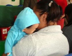 Experiencias con los bebés virtuales