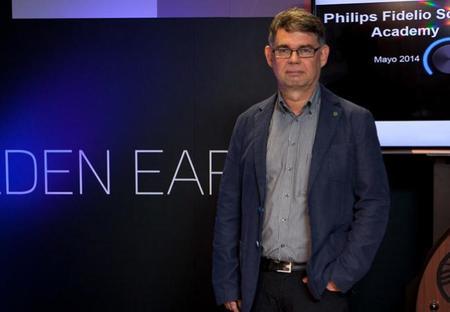 «Solo lanzamos los productos de audio que superan los tests de nuestros Golden Ears», hablamos con Gerrit de Poortere, ingeniero de sonido de Philips