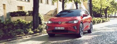 Nuevo Volkswagen ID.4 GTX: la versión deportiva del SUV eléctrico viene con 299 CV y guiños al Golf GTI