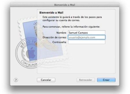 Cómo configurar Mail en Snow Leopard con una cuenta de iCloud
