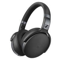 Auriculares de diadema inalámbricos casi a precio de auriculares con cable: los Sennheiser HD 4.40 BT, ahora en Amazon, vuelven a estar a 63,75 euros
