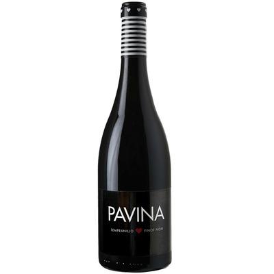 Pavina 2017. Pinot noir y tempranillo. Vino de la Tierra de Castilla y León.