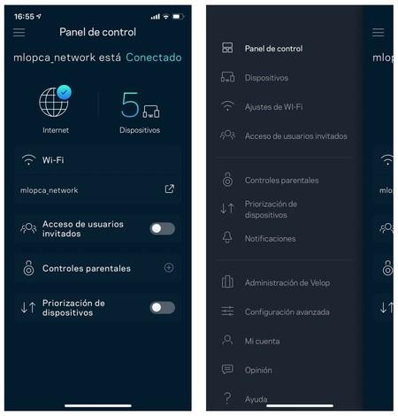 Linksys Velop App