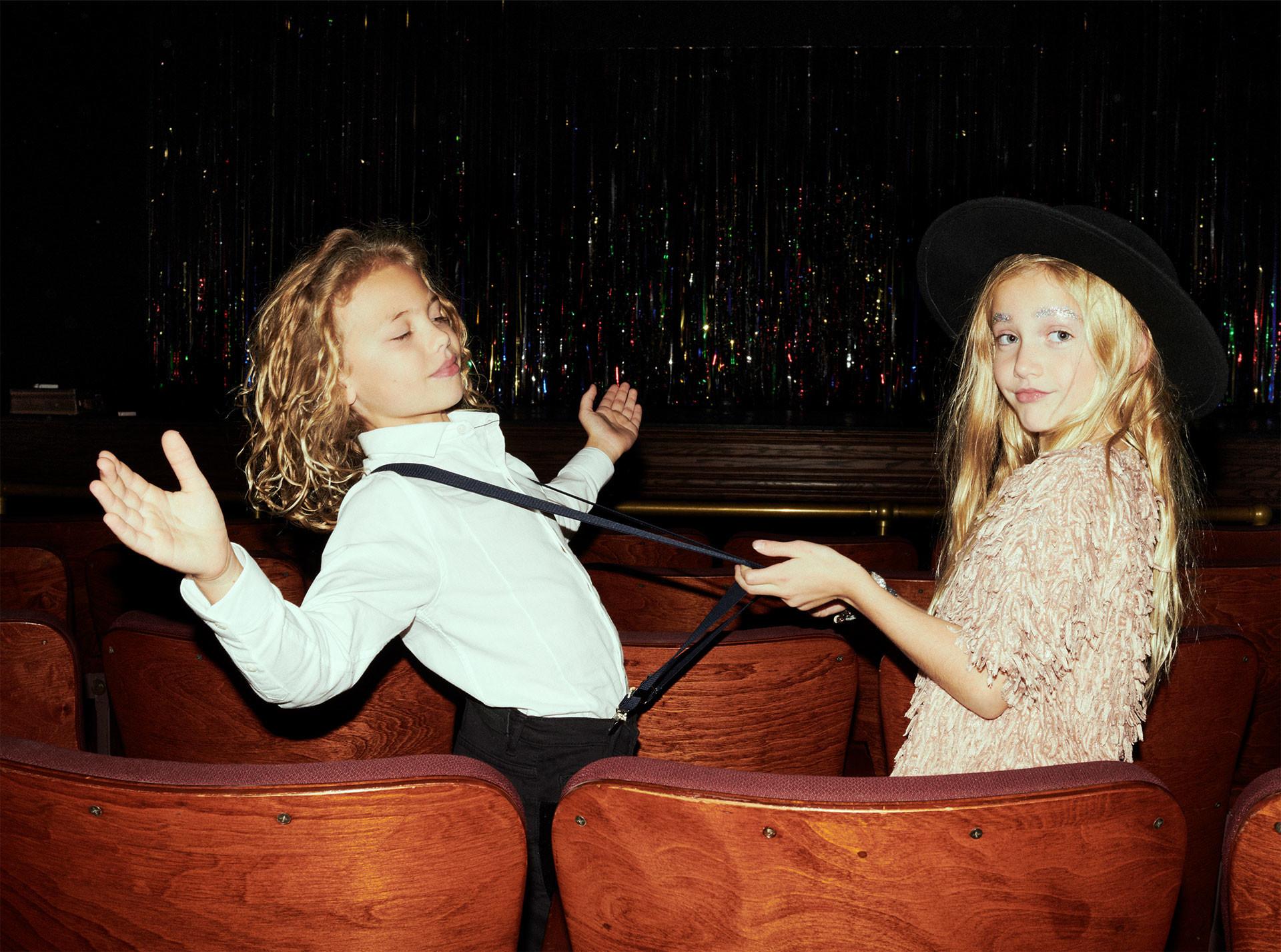 Zara Kids 'Magic Party'