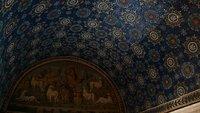 Ravena: Mausoleo de Gala Placidia