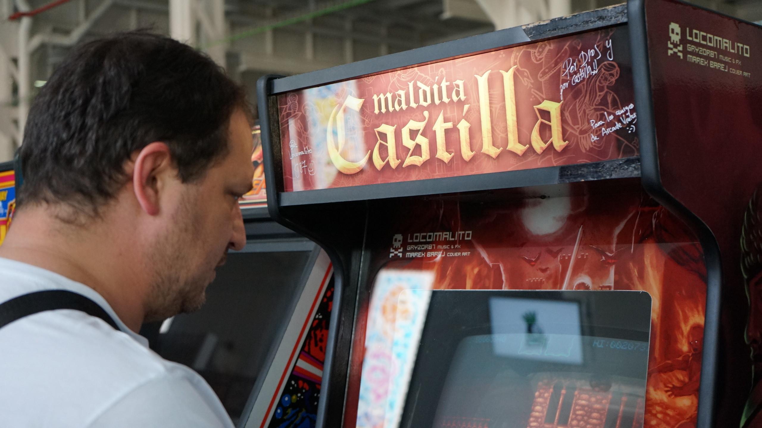 Foto de Museo máquinas Arcade (18/46)