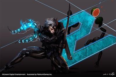 El logo que nos hizo soñar con una segunda entrega de Metal Gear Rising sólo conmemora su aniversario