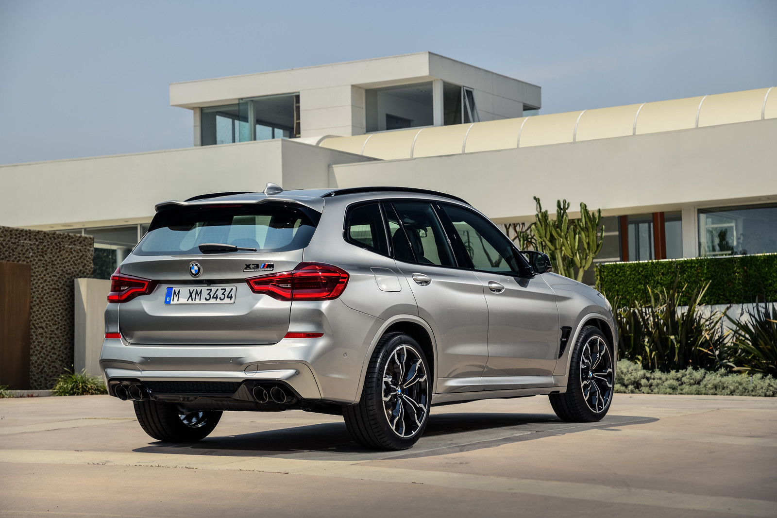 Foto de BMW X3 M 2020 (Presentación) (72/80)