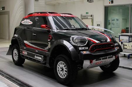 Mini Jcw Rally 1
