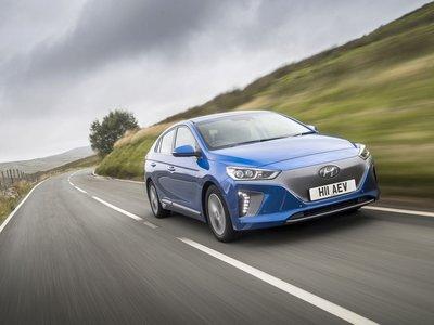 El Hyundai IONIQ aumentará su autonomía por encima de los 320 kilómetros en 2018