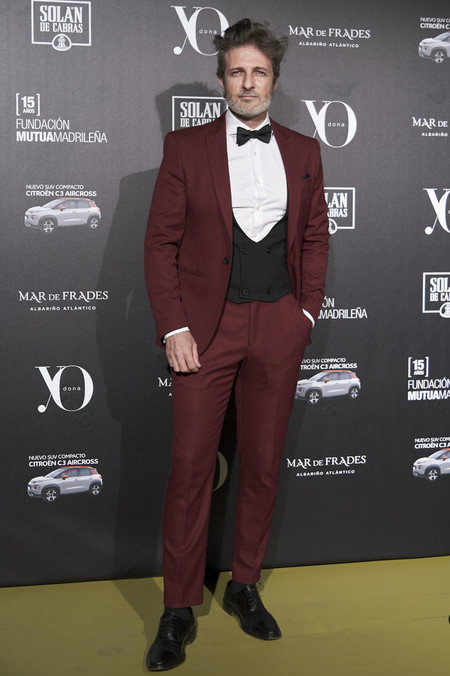 Jesus Olmedo Red Carpet Yo Dona International Awards 2018