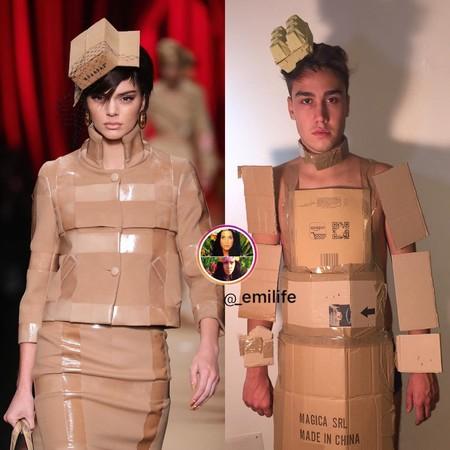 El copy-paste de la moda nunca ha sido tan ingenioso como en esta cuenta de Instagram